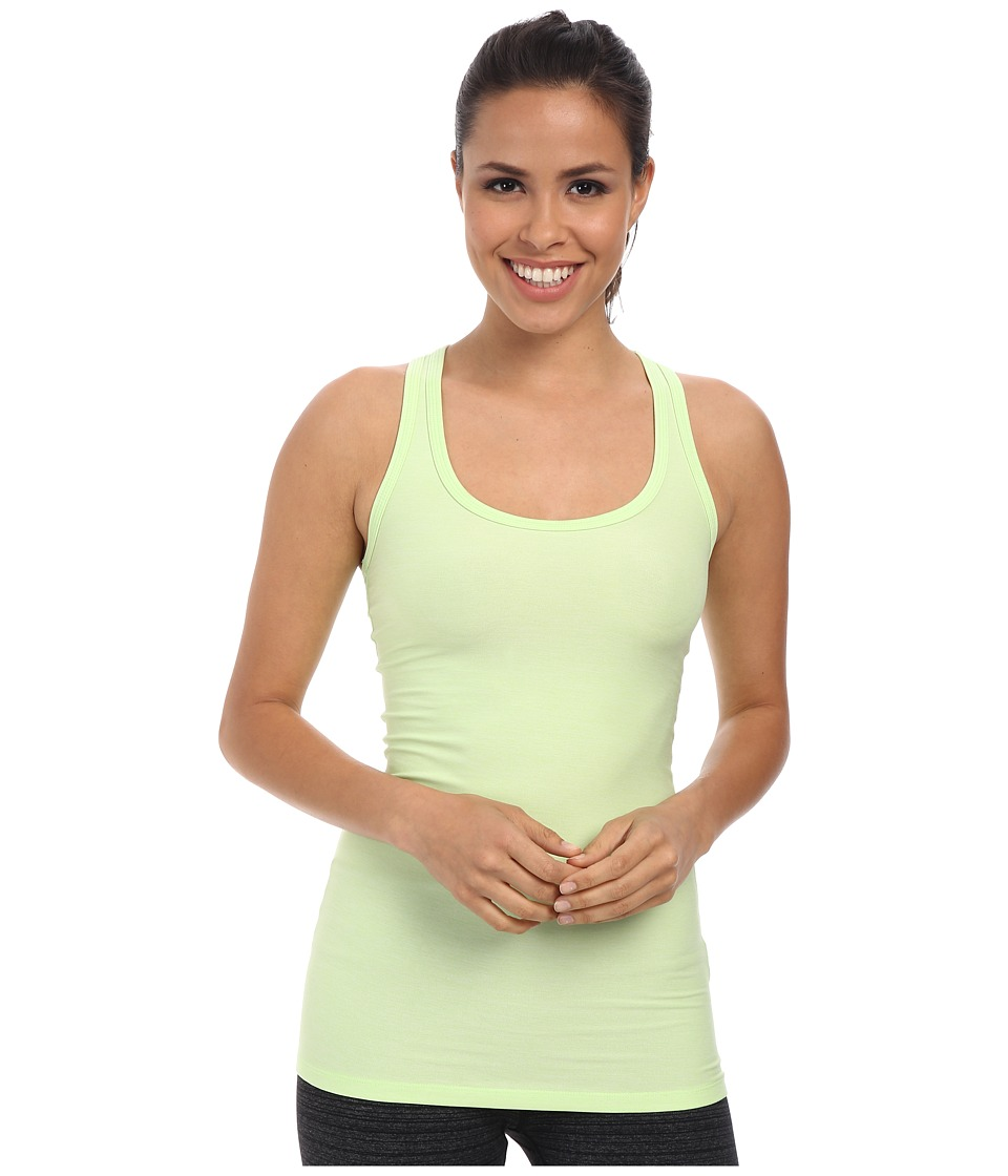 The North Face - T Lite Tank (Paradise Green Heather) Women's Sleeveless