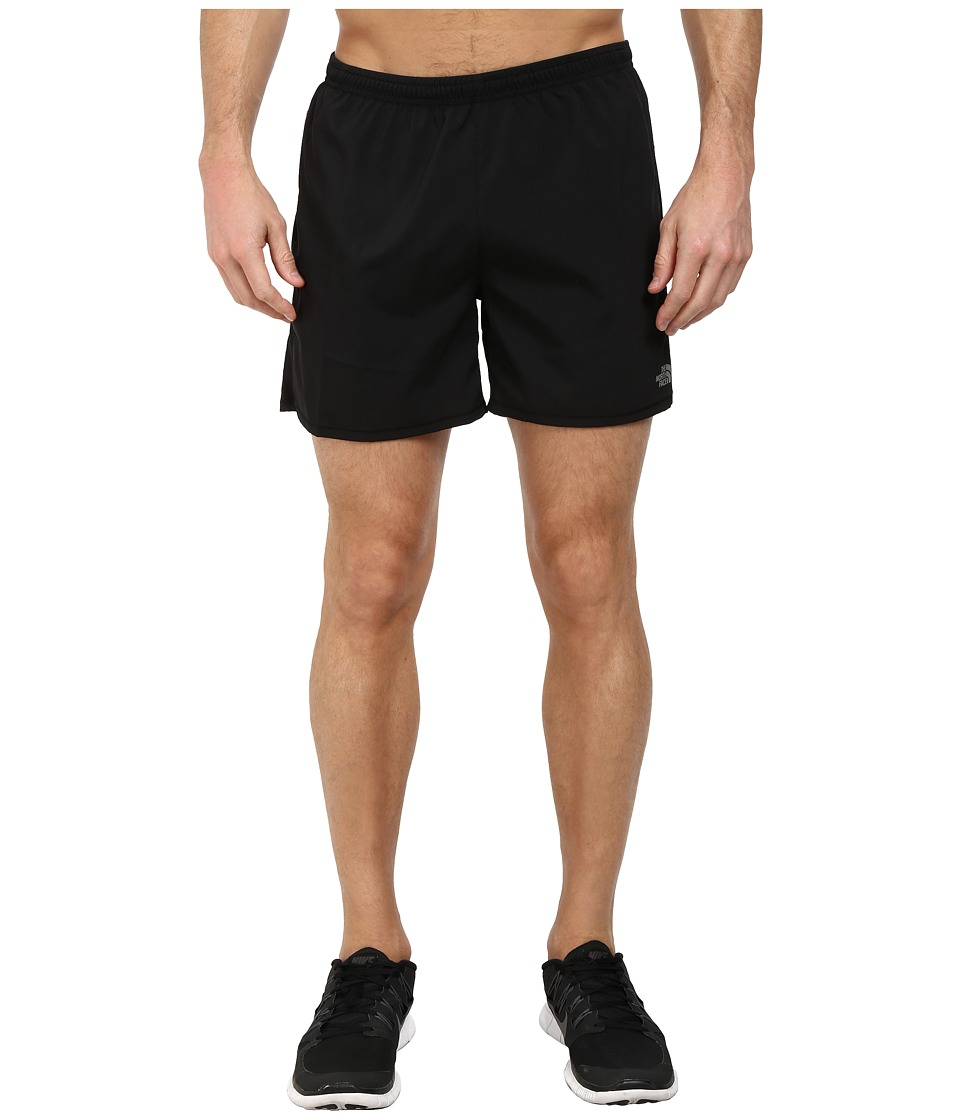 The North Face - GTD Running Short 5 (TNF Black) Men's Shorts