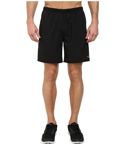The North Face - GTD Running Short 7 (TNF Black) Men