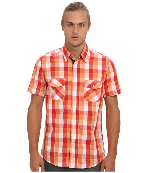 PROJEK RAW - S/S Shirt 124235X (Orange) Men
