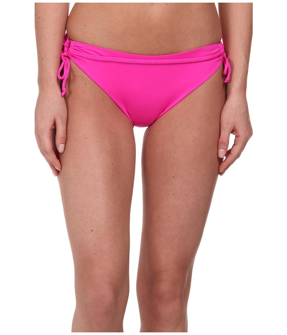 Gabriella Rocha - Vesta Bikini Brief (Hot Fuchsia) Women's Swimwear