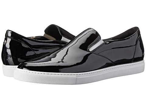 DSQUARED2 - Tux Slip-On Sneaker (Black) Men's Shoes