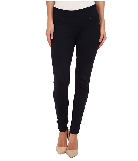 Jag Jeans - Ricki Pull-On Legging Double Knit Ponte (Dark Navy) Women