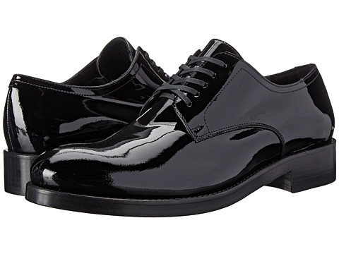 DSQUARED2 - Bobo Laceless Oxford (Black) Men's Lace up casual Shoes