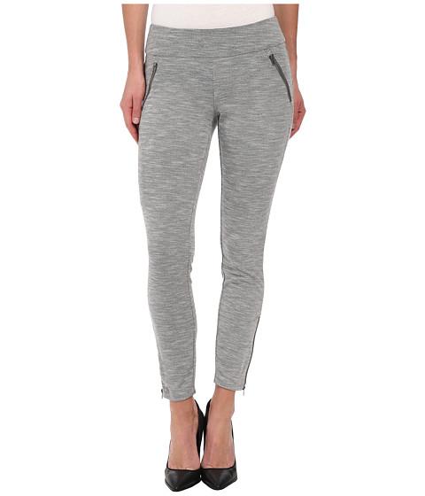Jag Jeans - Stacy Skinny Knit Jacquard (Light Grey) Women