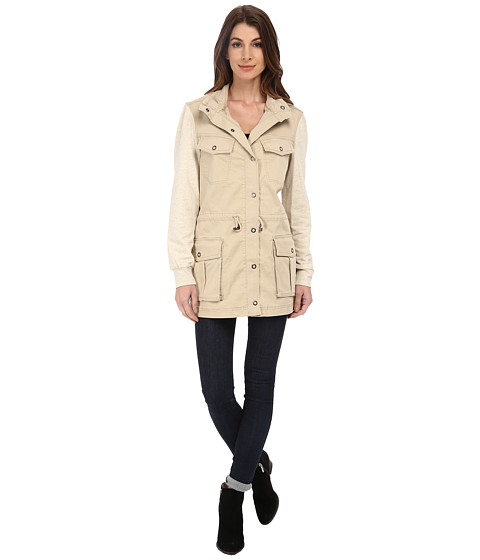 Jag Jeans - Glacier Relaxed Fit Jacket (Sesame) Women