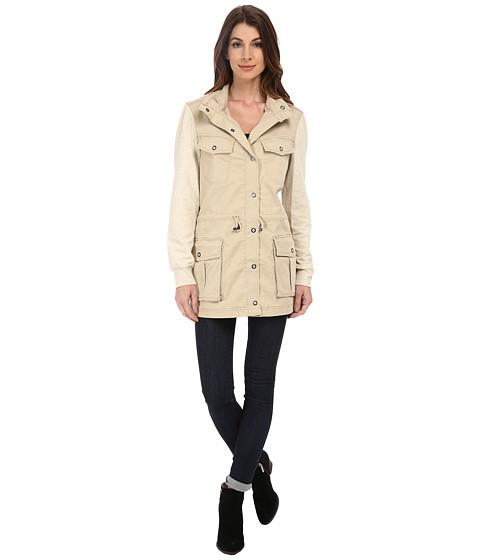 Jag Jeans - Glacier Relaxed Fit Jacket (Sesame) Women