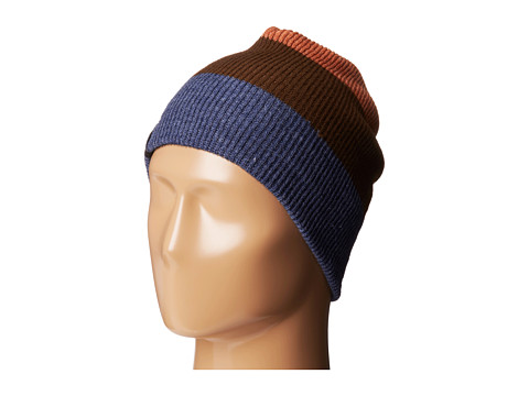 Spacecraft - Offender Stripe (Dark Brown) Beanies