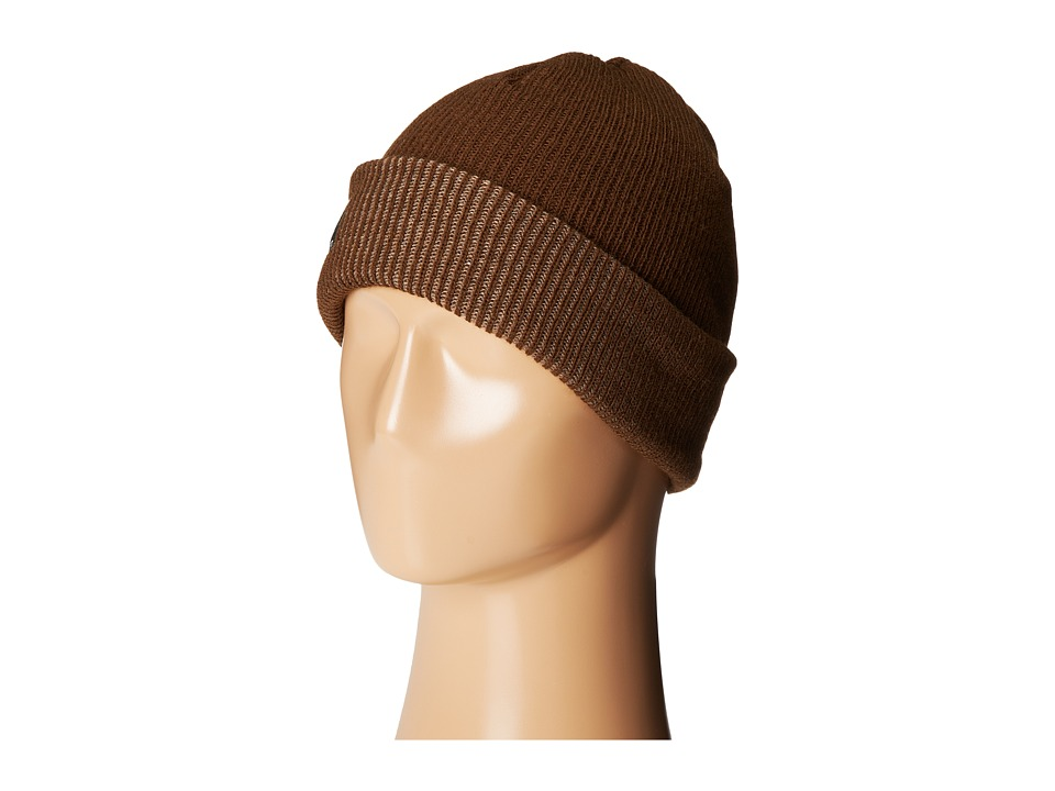 Spacecraft - Makers (Dark Brown) Beanies