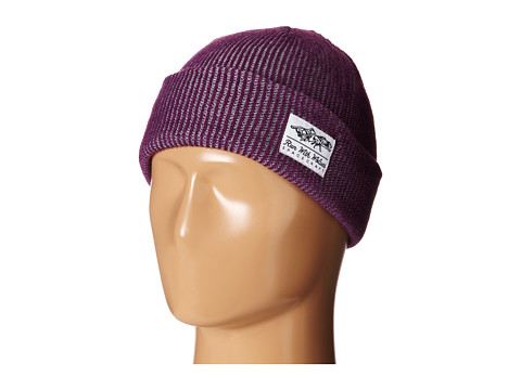 Spacecraft - The Wolf (Purple) Beanies