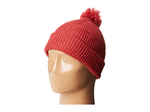 Spacecraft - Dreamer Pom (Dark Red) Beanies