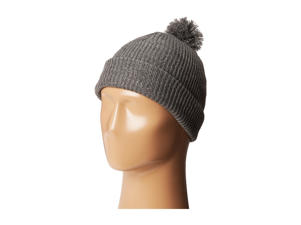 Spacecraft - Dreamer Pom (Dark Gray) Beanies