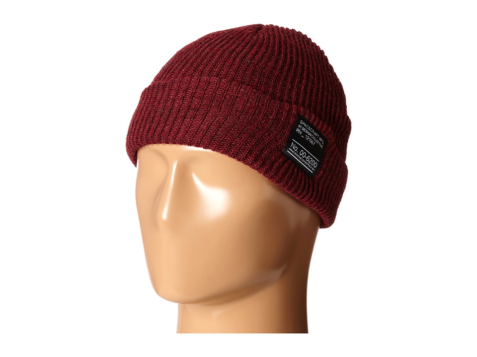 Spacecraft - Dock (Dark Red) Beanies