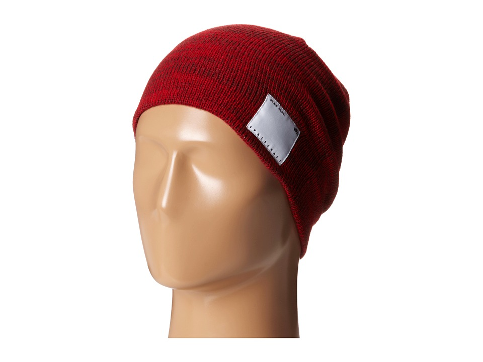 Spacecraft - Draw Here (Red) Beanies
