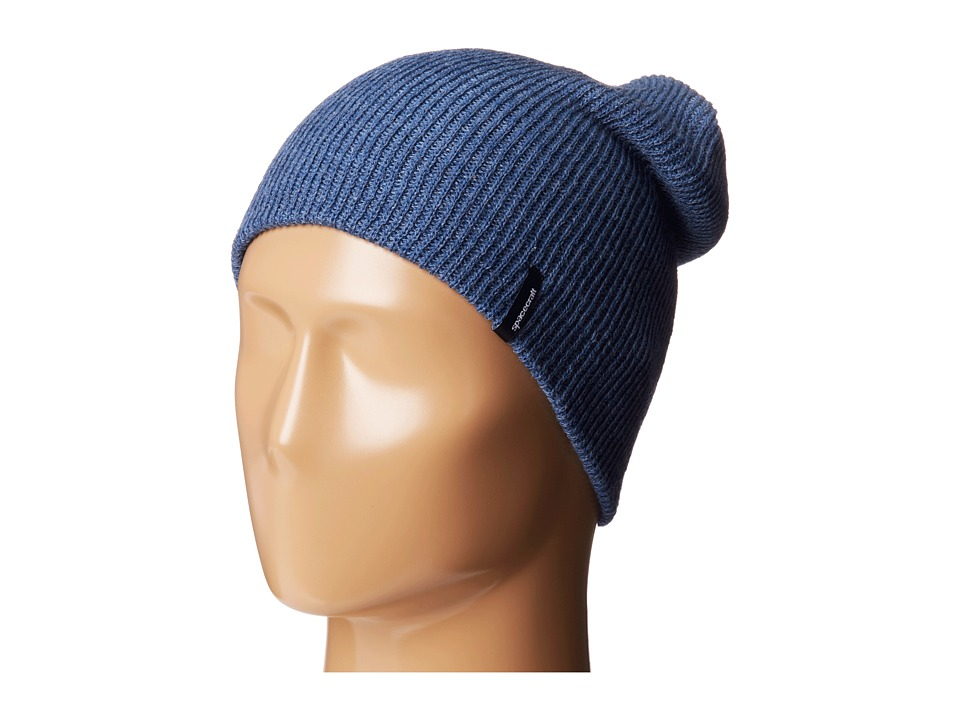 Spacecraft - Heathered Offender (Mediun Blue) Beanies