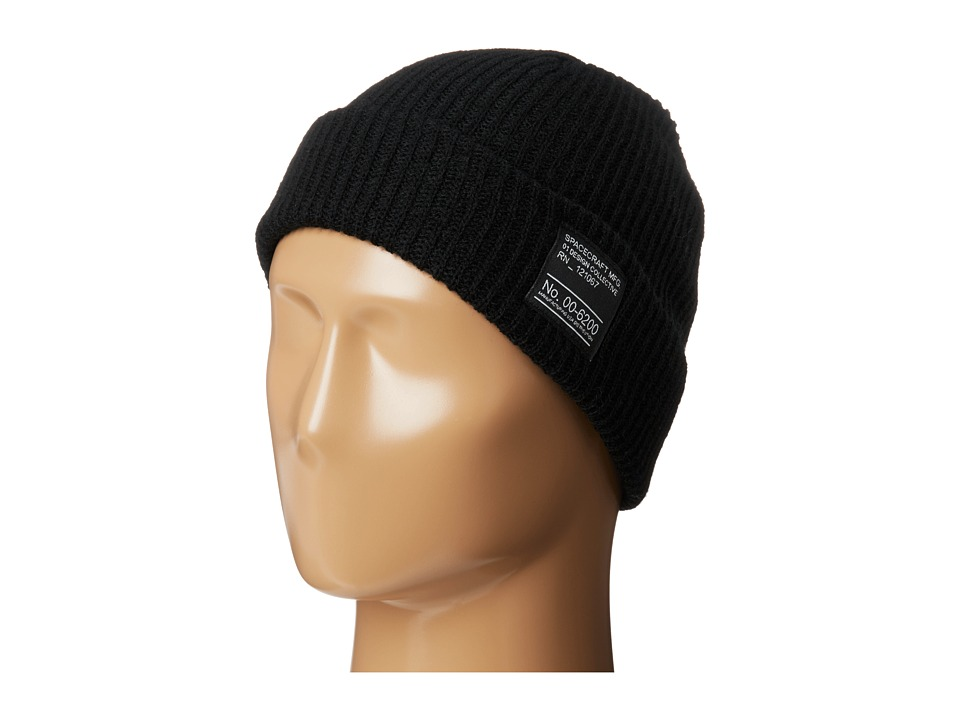 Spacecraft - Dock (Black) Beanies