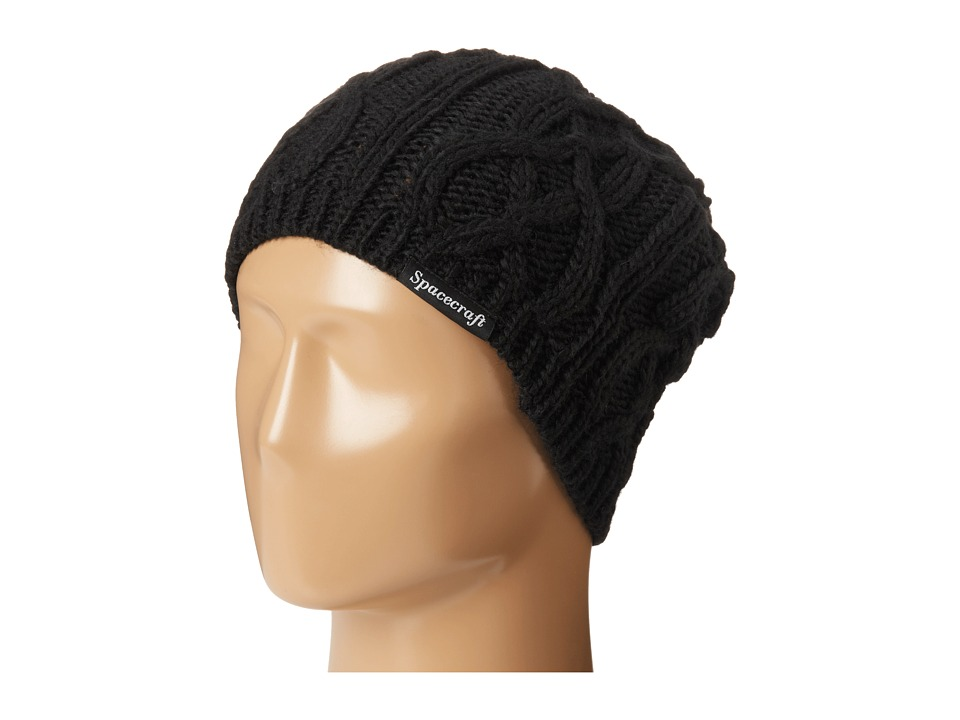 Spacecraft - Marlayna (Black) Beanies