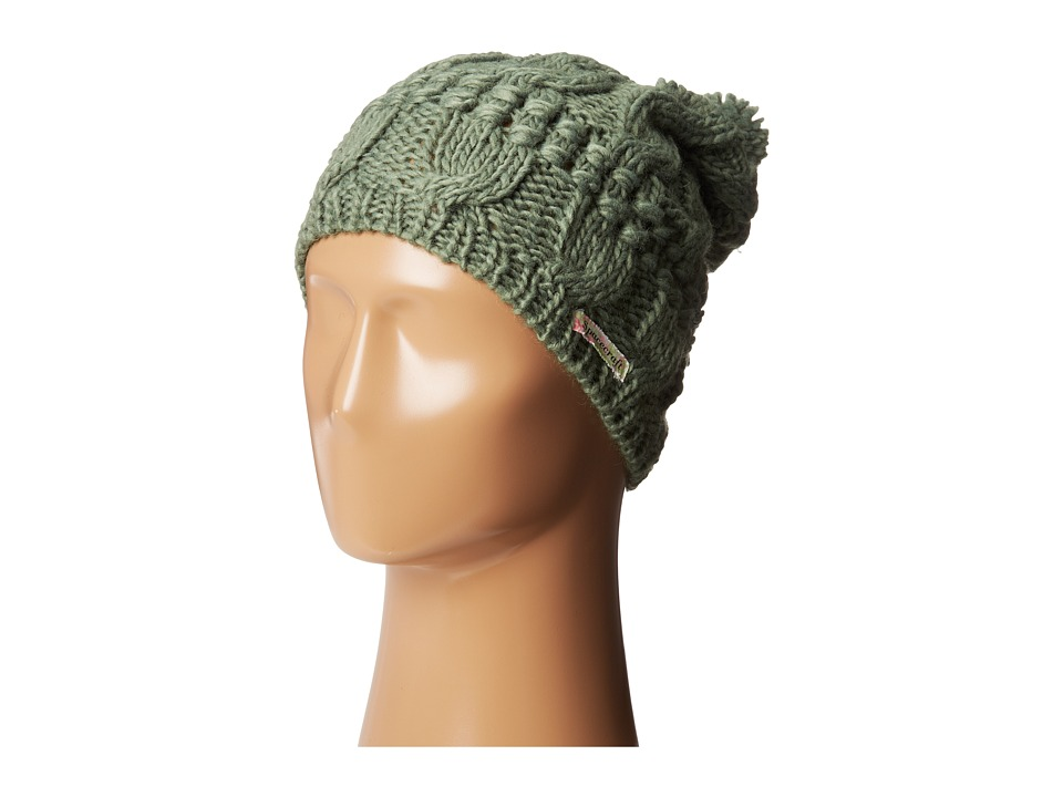 Spacecraft - Juniper (Fern) Beanies