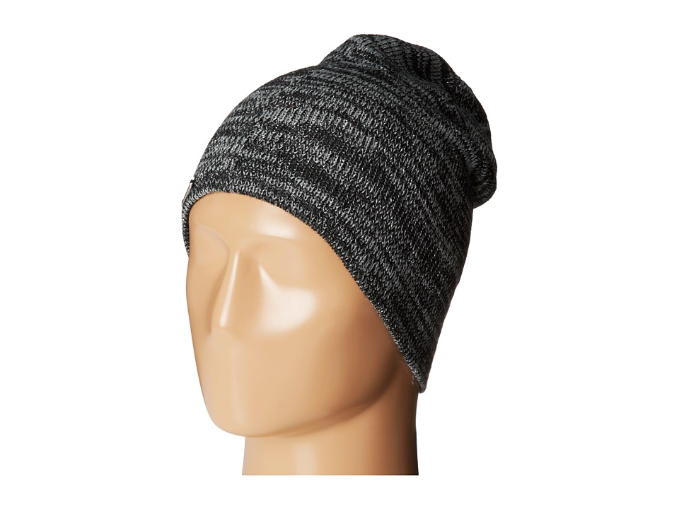 Spacecraft - Poppy (Black) Beanies