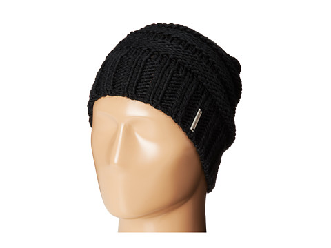 Spacecraft - Anise (Black) Beanies