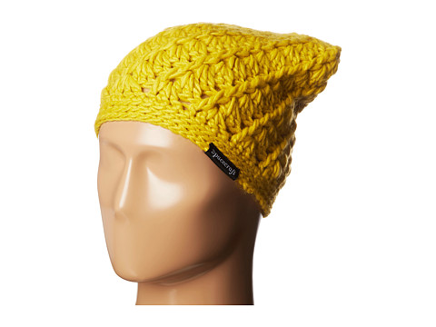 Spacecraft - Madeline (Mustard) Beanies
