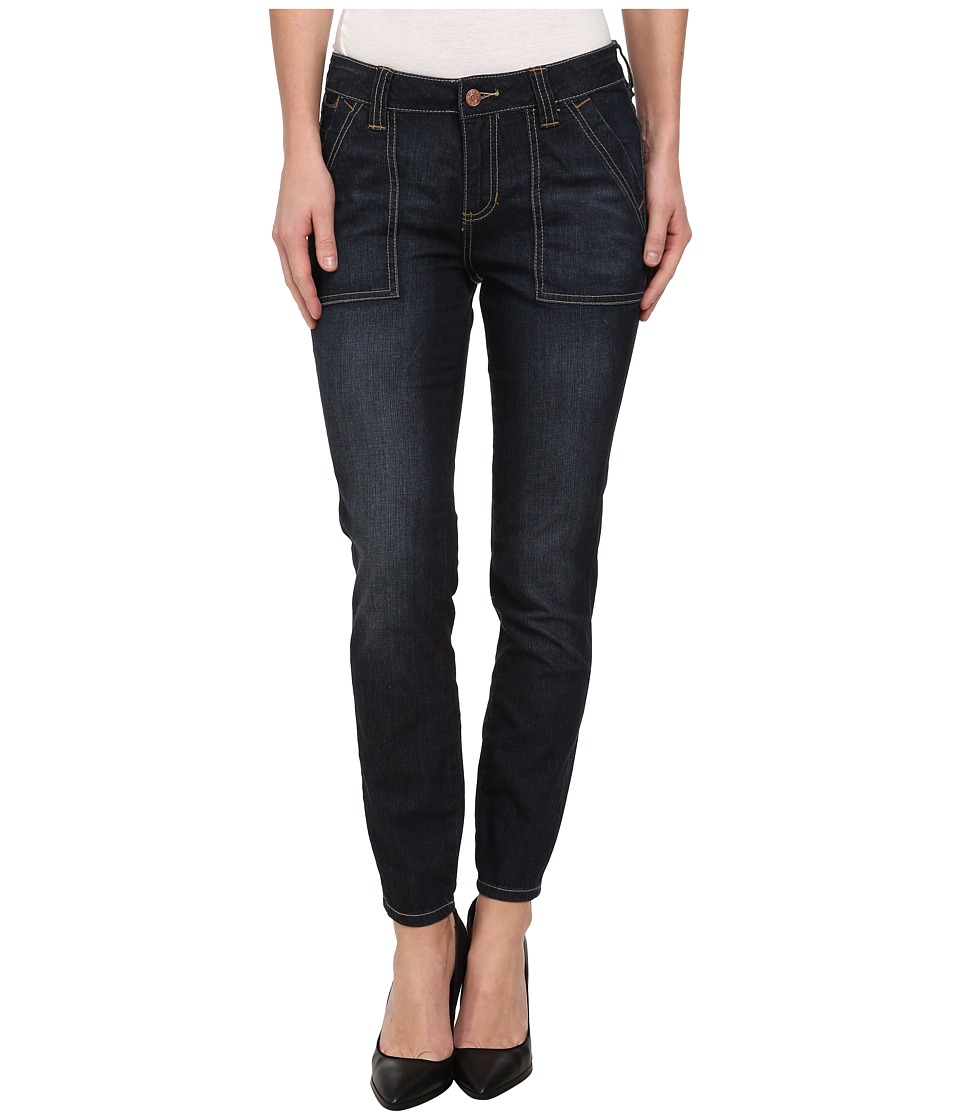 Jag Jeans - Cecilia Slim Ankle in Bowie Blue (Bowie Blue) Women