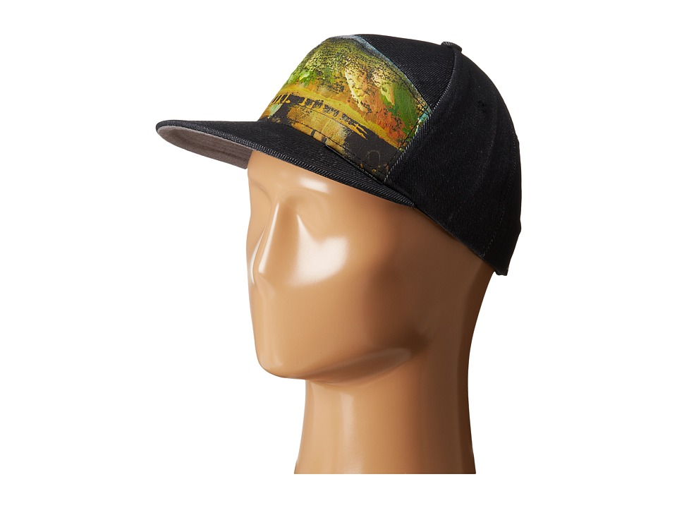 Spacecraft - The Artist 6 Panel (Multi) Caps