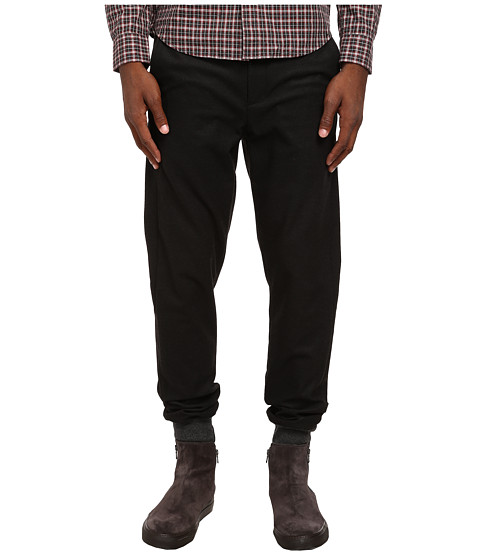 Vince - Trouser Jogger Pant (Heather Black) Men's Casual Pants