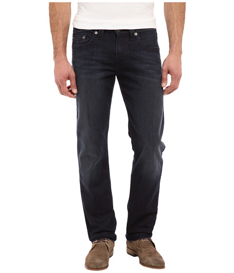 True Religion - Geno Relaxed Slim Stretch Denim in Rolling Water (Rolling Water) Men