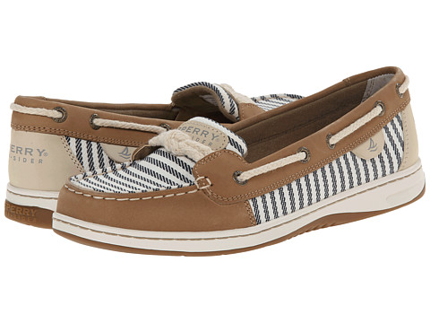 Sperry Top-Sider - Cherubfish Mariner Stripe (Linen) Women