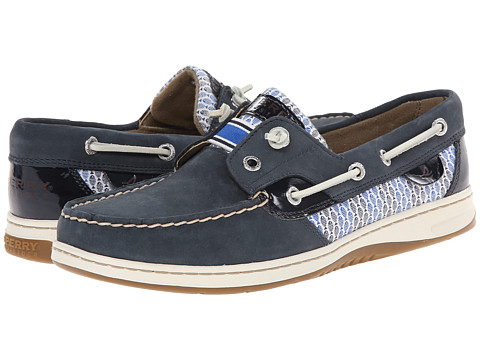 Sperry Top-Sider - Rainbowfish (Navy Fish Stripe) Women