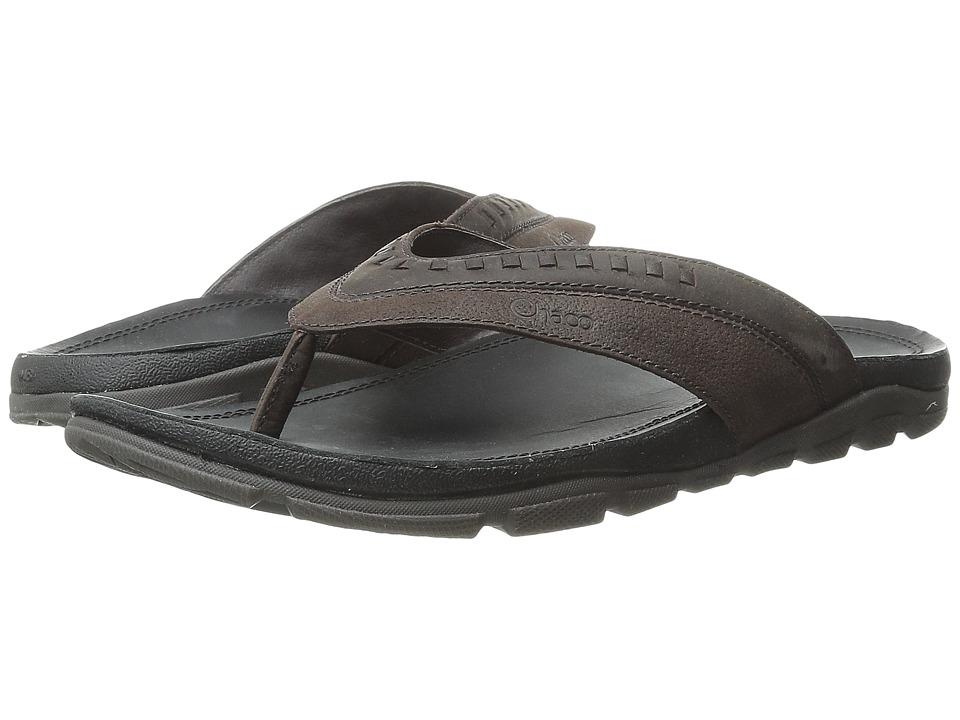 Chaco Finn (Chocolate Torte) Men's Sandals