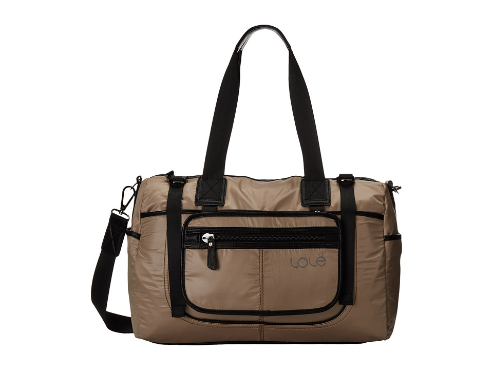 Lole - Nina Duffle Bag (Oxford Tan) Duffel Bags