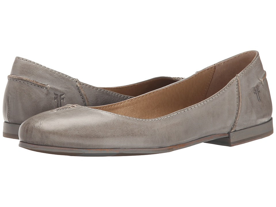 Frye - Callie Ballet (Ice Soft Full Grain) Women