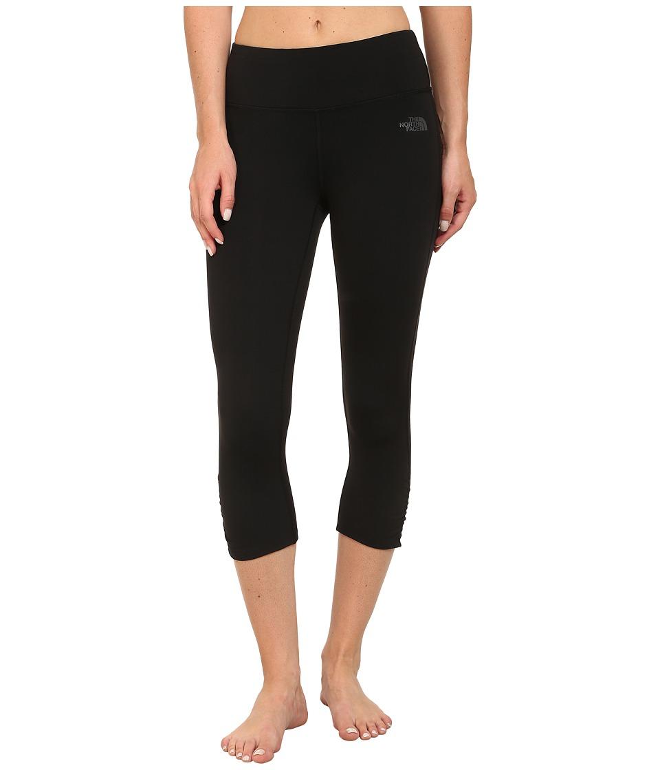 The North Face - Motivation Crop Legging (TNF Black) Women