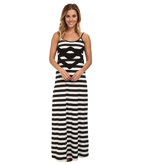 Rip Curl - Straight Shooter Dress (Black) Women's Dress
