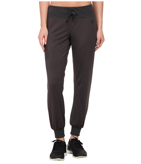 The North Face - Plyo Crop Pant (Asphalt Grey Heather) Women
