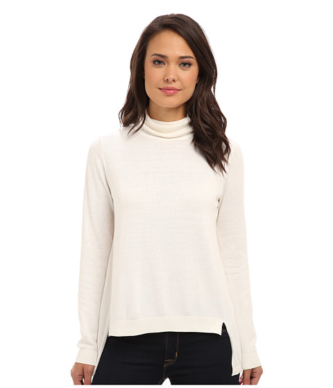 French Connection - Bambino Knits 78CAK (White Hare) Women's Sweater