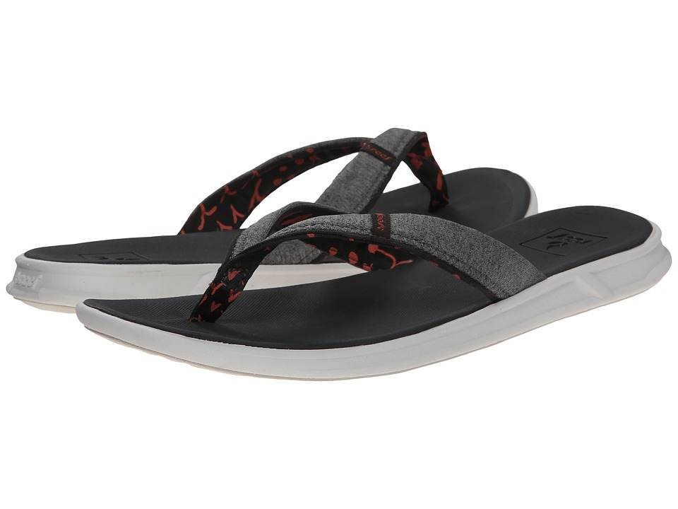 Reef - Rover SL (Dark Grey) Women's Sandals