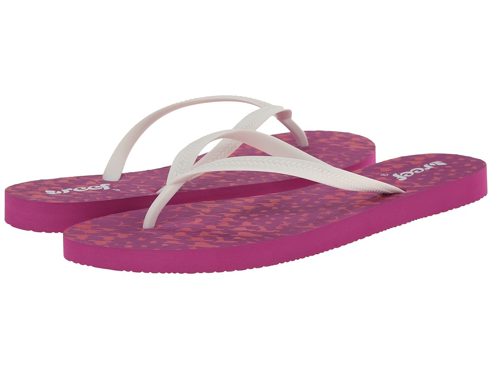 Reef - Chakras (Purple Waves) Women's Sandals