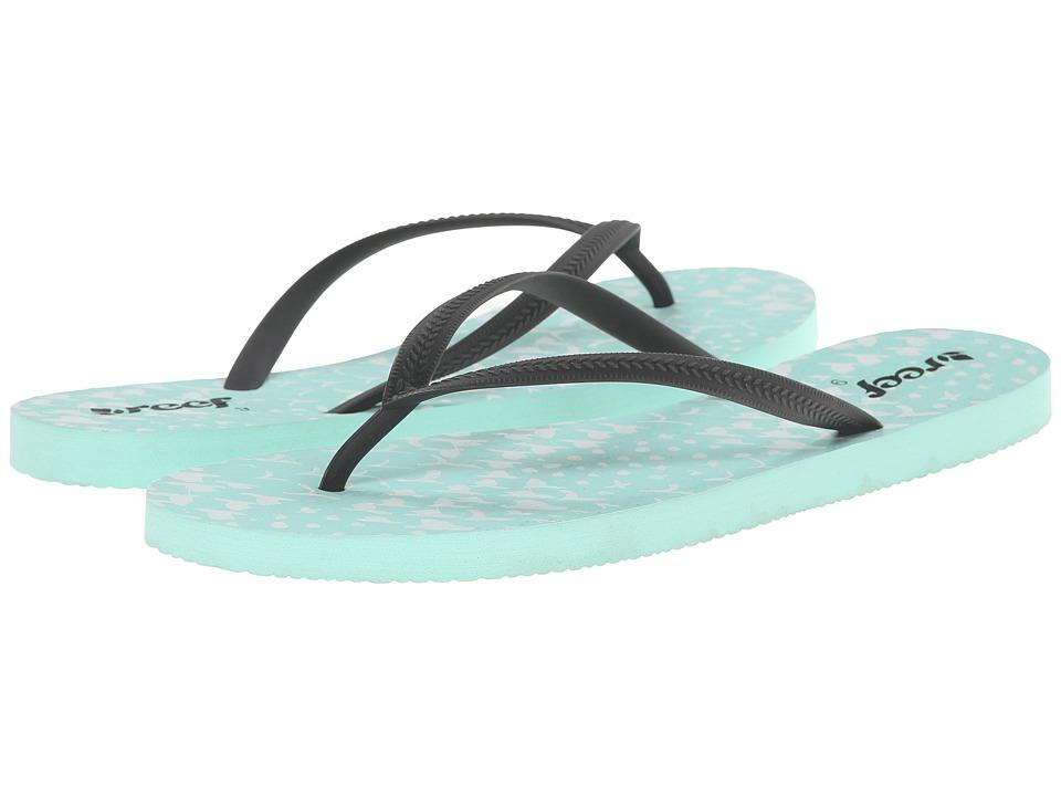 Reef - Chakras (Aqua Waves) Women's Sandals