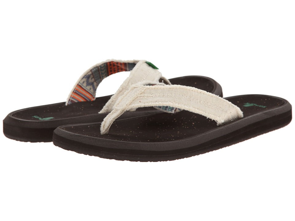 Sanuk - Vineyard (Natural) Men's Sandals