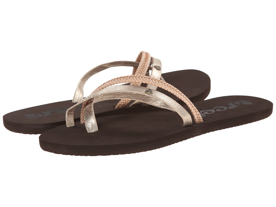 Reef - O'Contrare LX (Gold) Women's Sandals
