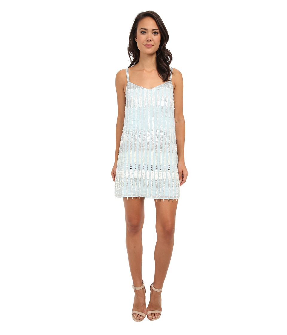 French Connection - Siberian Sequin 71CHI (Morning Frost Multi) Women