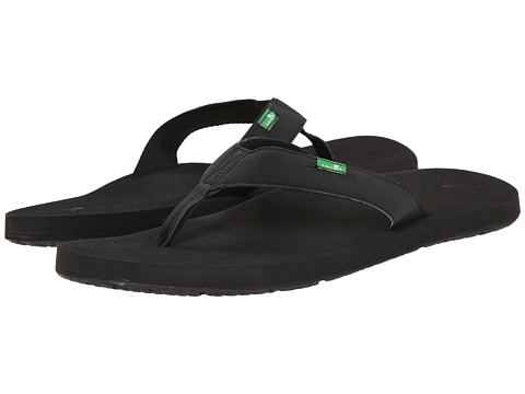 Sanuk - Longitude (Blackout) Men's Sandals