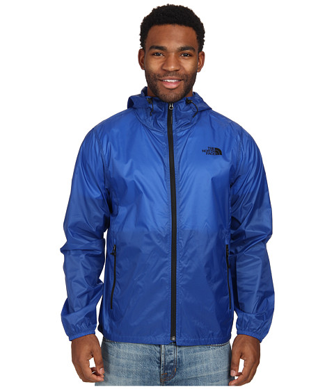 The North Face - Cyclone Hoodie (Monster Blue) Men