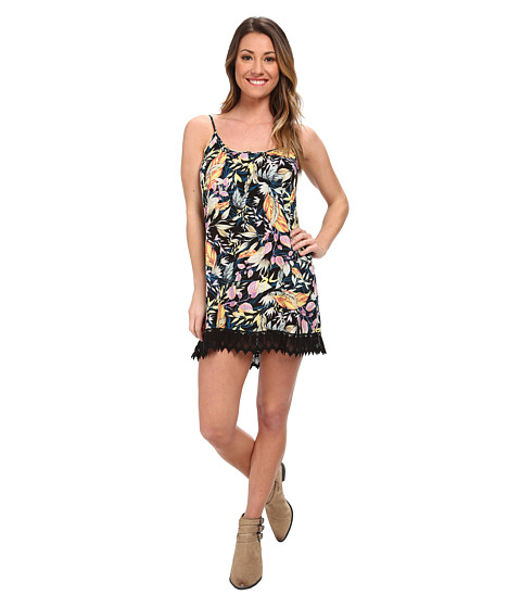 Rip Curl - Tropic Holiday Dress (Black) Women's Dress