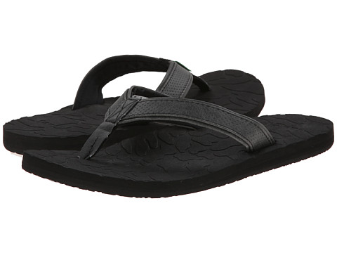 Sanuk - High Tide (Black) Men's Sandals