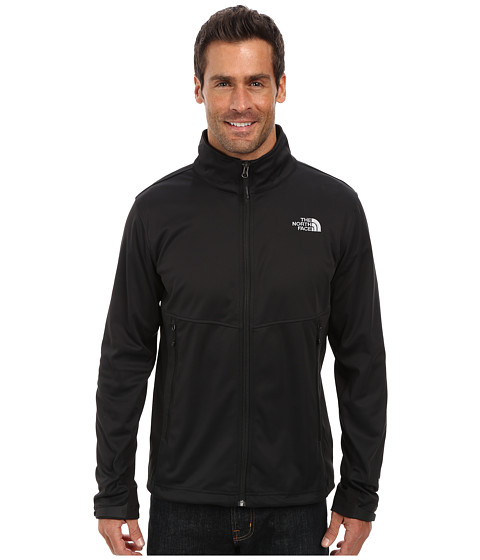 The North Face - Cipher Hybrid Jacket (TNF Black/TNF Black) Men