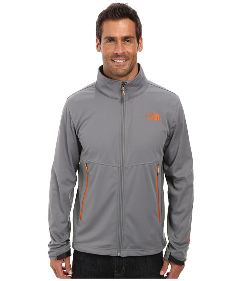 The North Face - Cipher Hybrid Jacket (Sedona Sage Grey/Sedona Sage Grey) Men